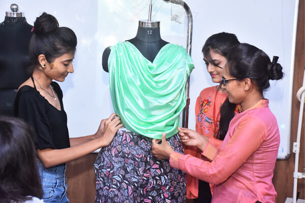 Fashion Designing Diploma Course (12 Month)