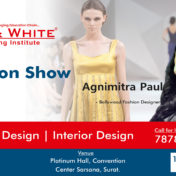 We have organized fashion show for the first time on 12-5-19.