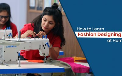 How To Learn Fashion Designing at Home.
